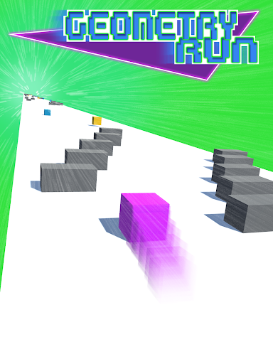 Geometry Run - Cube Rush 1.0.1 screenshots 4