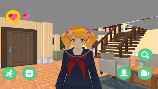 Airi's House and City screenshots 1