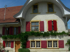 Photo: Maison vigneronne à Arnex
