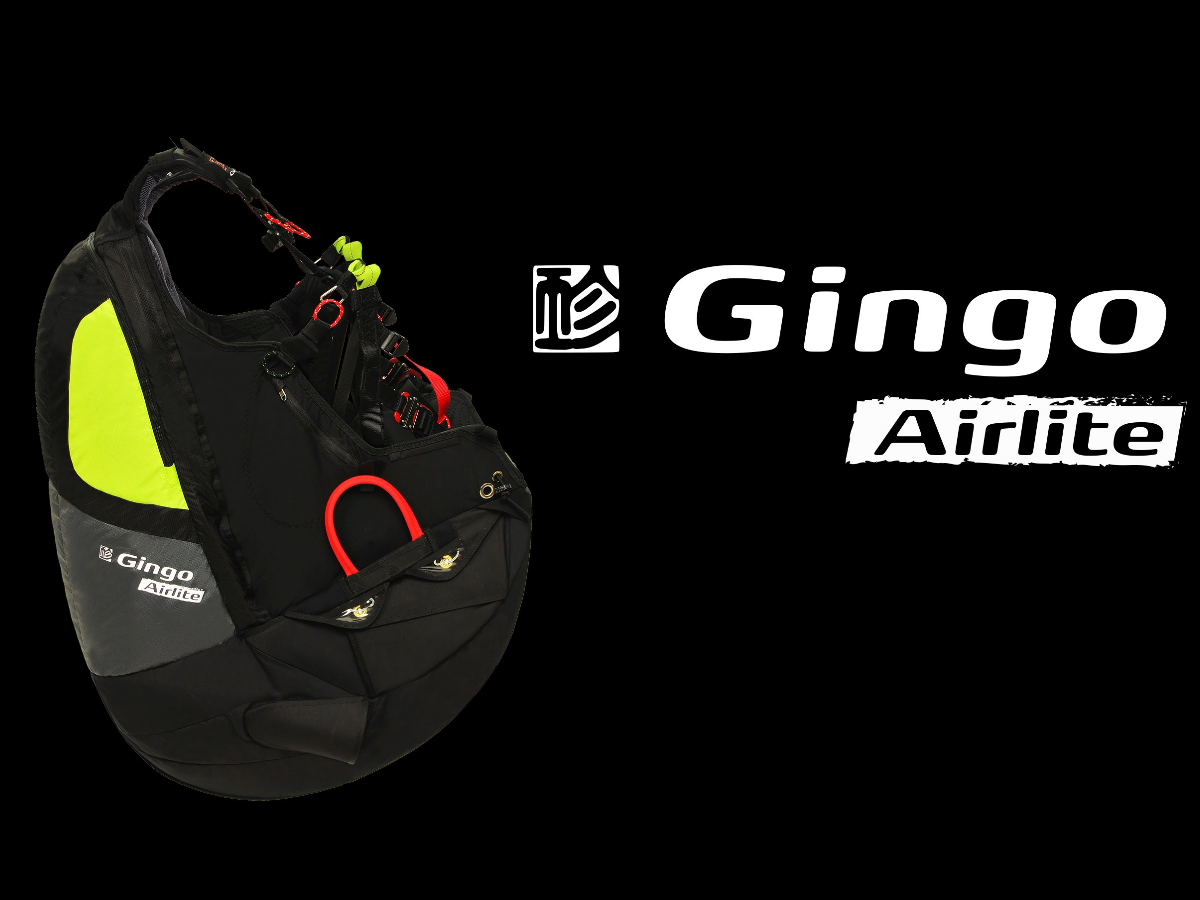 Gin Gingo Airlite Paragliding Harness