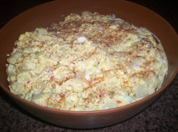 Tasty Potato Salad Recipe
