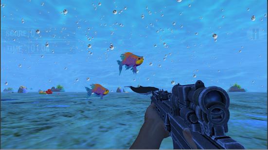 Fish Hunting:Underwater Sea Fishing Adventures screenshot