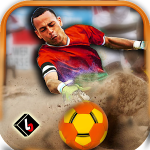 Play Beach Soccer 2017 Game Icon
