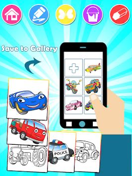 Download Mobil Mewarnai Untuk Anak Anak Apk Latest Version App For