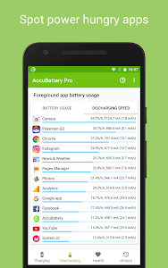 AccuBattery v1.1.6b [Pro]