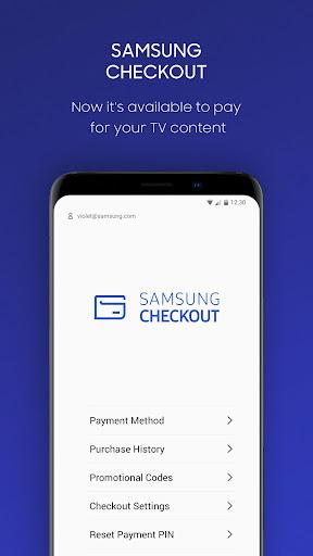 Samsung Checkout 1.0.8 screenshots 2