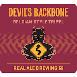 Real Ale Devil's Backbone