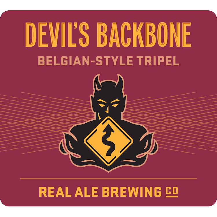 Logo of Real Ale Devil's Backbone