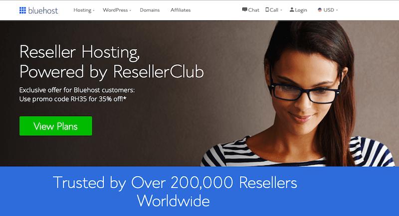 Bluehost: Web Hosting Review Reseller Hosting
