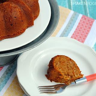 Vanilla Wafer Coconut Carrot Cake