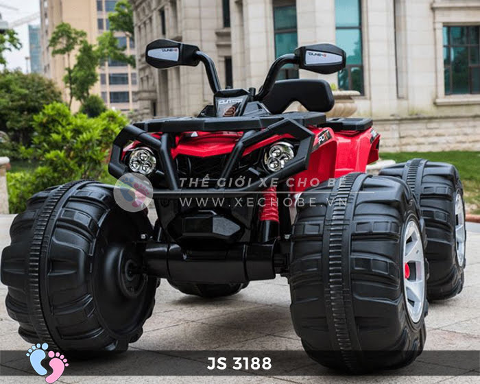 Xe moto điện trẻ em JS-3188 6