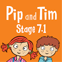Pip and Tim decodable books Stage 7 Unit 1 icon