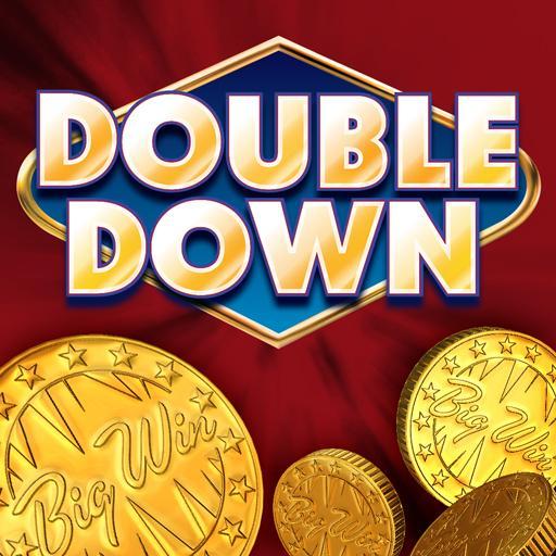 DoubleDown - Casino Slot Game, Blackjack, Roulette icon