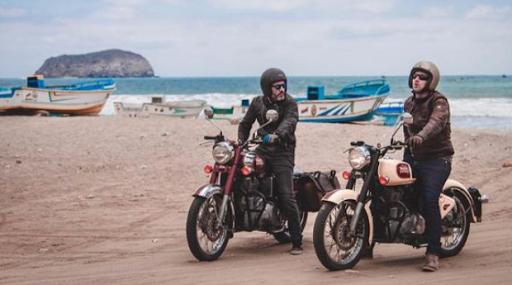 l'Amérique du sud à moto