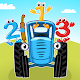 Download Blue Tractor: Learning Games for Toddlers Age 2, 3 For PC Windows and Mac