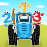 Синий Трактор Для Малышей Игры Для Маленьких Детей apk baixar