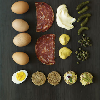 Salami And Eggs For Breakfast Recipes.
