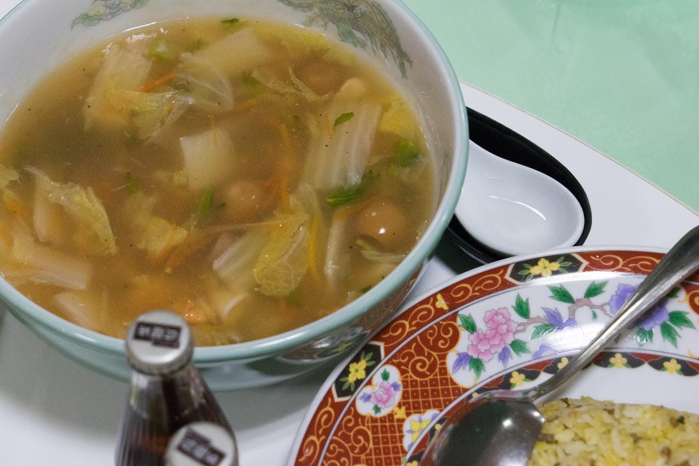 あんかけ用スープ