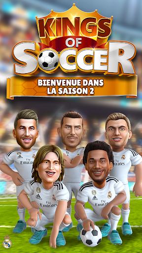 cofe tricheKings of Soccer: Jeu de Foot Stars 2019  1