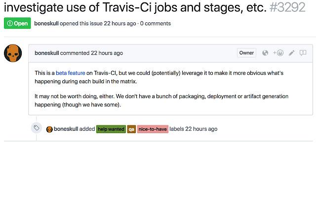Issues translator for GitHub