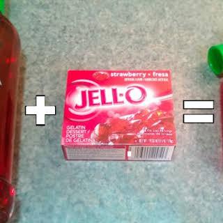 How to make Sriracha Jello shots.