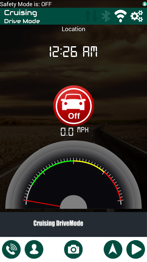 Cruising Drive Mode- screenshot