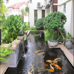 Fish Pond Design Android Apps On Google Play