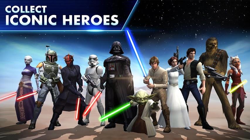 android Star Wars™: Galaxy of Heroes Screenshot 3