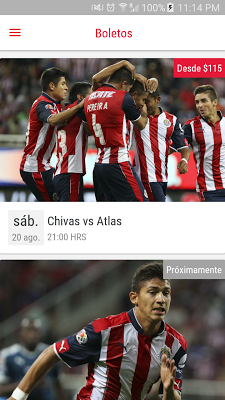Estadio Chivas - screenshot