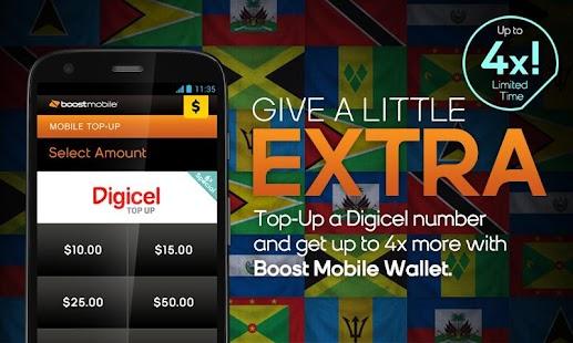 Boost Mobile Wallet - screenshot thumbnail