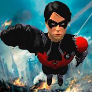 Superhero Games: Fighting Mafia War Mission 2019