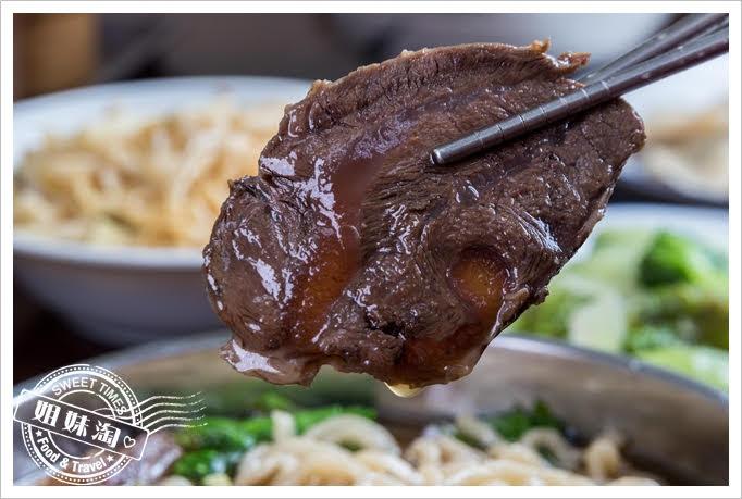 上賓麵食館牛肉拉麵
