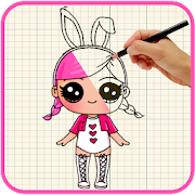 How To Draw LOL Surprise Doll by Learn How To Draw Anime icon