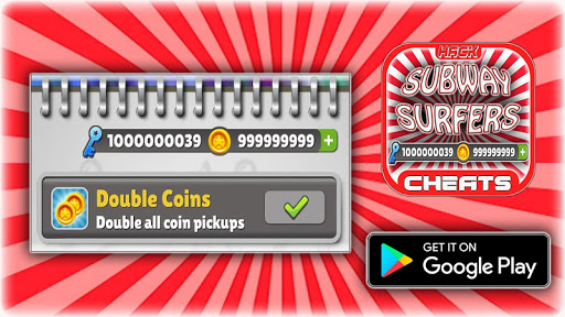 Cheats For Subway Surfers Hack Joke App - Prank! for PC