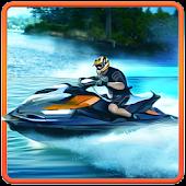 Jet boat racing 3d