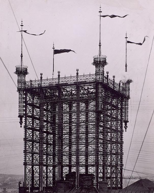 Telefontornet, a central telefônica de Estocolmo