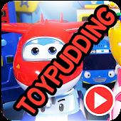 ToyPudding videos