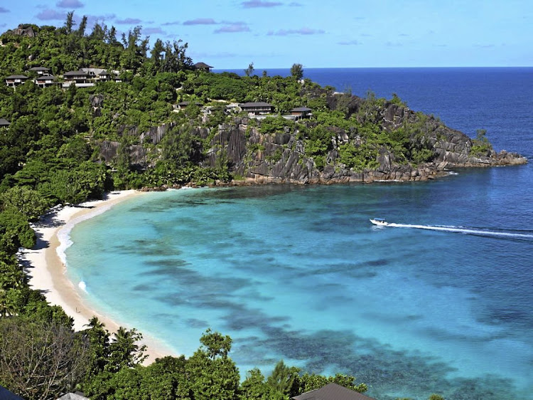 Island of Mahé in the Seychelles. File photo.