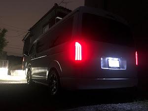 ハイエースワゴン TRH219W 令和元年 ワゴンGL 4WDのカスタム事例画像 Naoyaさんの2019年09月12日19:00の投稿