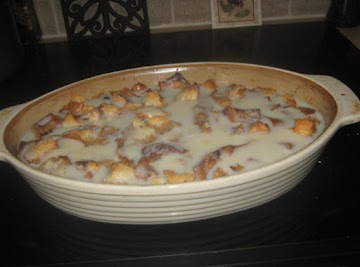 Amish Bread Pudding Recipe