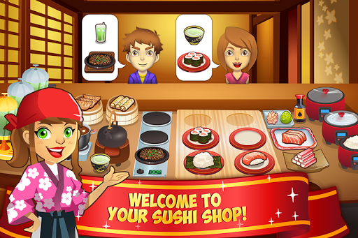 My Sushi Shop - Japanese Food Restaurant Game 1.0.3 screenshots 1