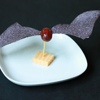 Healthy Halloween Treat – Bat Bites.