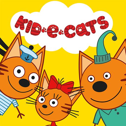 Kid-E-Cats Piquenique: Jogos infantis com gatos!