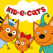 Kid-E-Cats Picnic: Three Cats Kitty Games for Kids