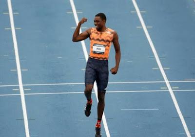 ? Noah Lyles remporte le titre national sur 100 m