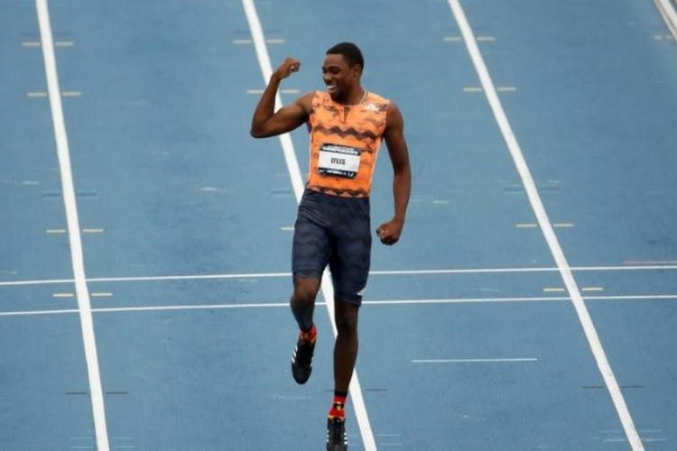 9.86, le premier grand frisson de l'année sur 100 mètres
