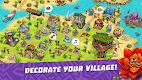 screenshot of The Tribez: Build a Village