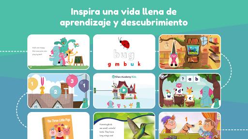 Khan Academy Kids: Juegos y libros gratuitos screenshot 1