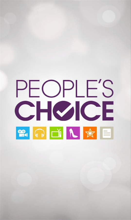 People's Choice Awards 2016- screenshot