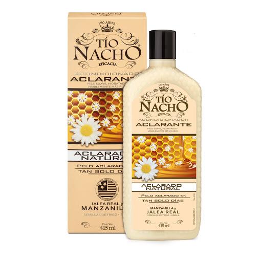 Tio Nacho Acondicionador Capilar Manzanilla Aclarante